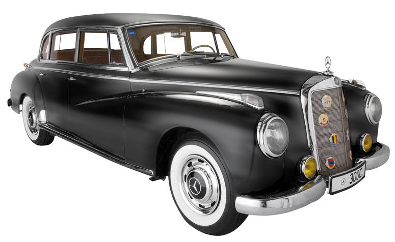 1956 mercedes benz 300c classic car collection mario for Mercedes benz 300c