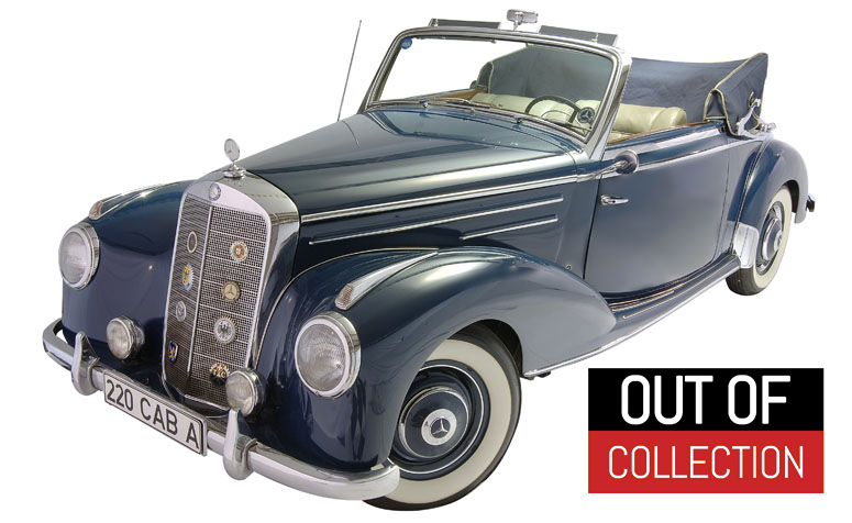1953 mercedes benz 220 cab a classic car collection for 1953 mercedes benz 220 sedan for sale