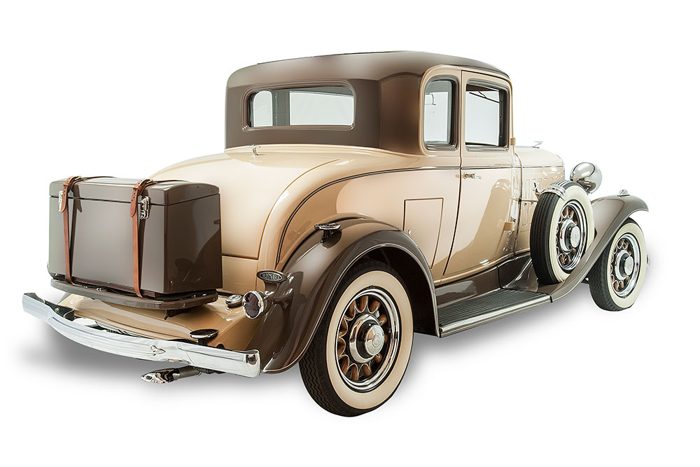 1932 Oldsmobile Sport Coupe  Classic Car Collection  Mario