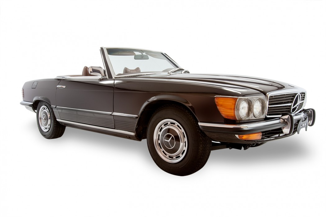1972 mercedes benz 350 sl classic car collection mario for 1972 mercedes benz