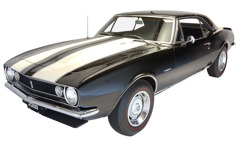 1967 Chevrolet Camaro Z28 Classic Car Collection Mario