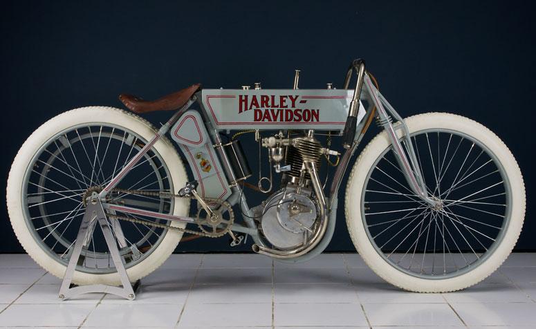 1910 Harley Davidson Board Track Racer Classic Car