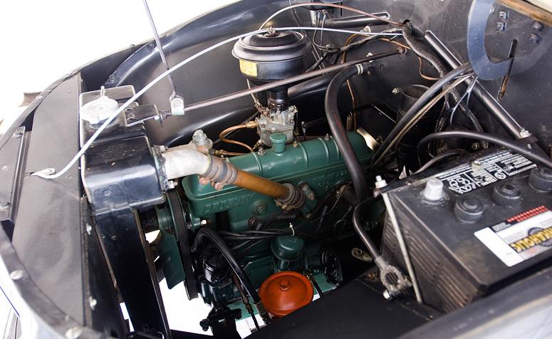 1929 Packard Phaeton Classic Car Collection Mario