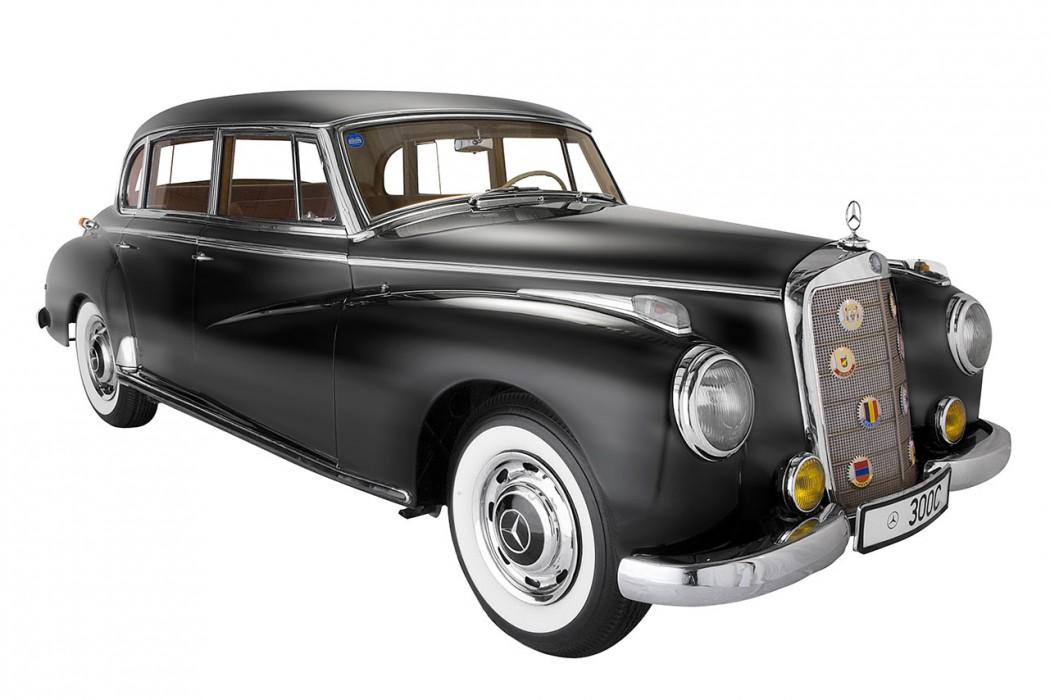 1956 mercedes benz 300c classic car collection mario. Black Bedroom Furniture Sets. Home Design Ideas