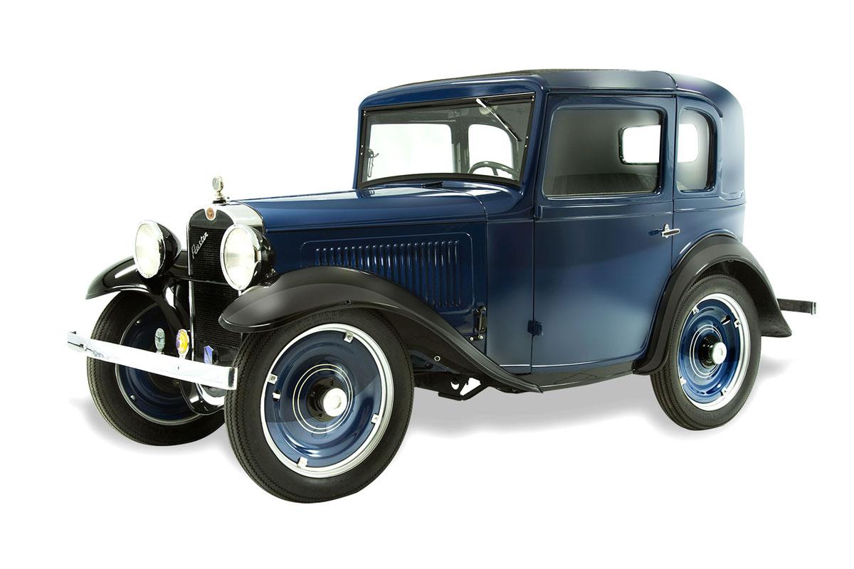 1934 American Austin Classic Car Collection Mario