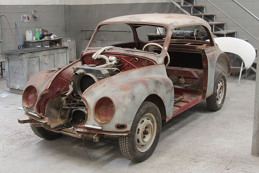 1957 dkw 3 6 coming soon classic car collection mario for Garage dm auto livry gargan